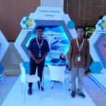 Mahasiswa Jurusan Teknik Elektromedik Poltekkes Kemenkes Surabaya Mengikuti Health Tech Innovation